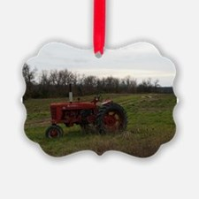 Cool Tractor Ornament