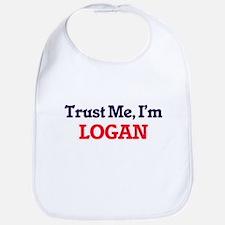 Trust Me, I'm Logan Bib