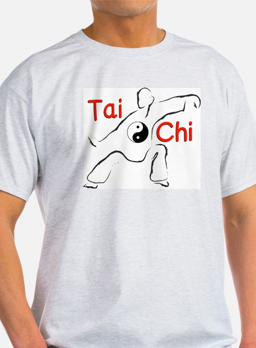 Cute Tai chi T-Shirt