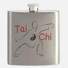 Funny Martial arts Flask