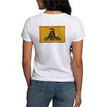 Don't Tread on Me! Women's T-Shirt