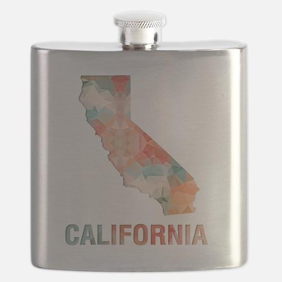 Cool California Flask