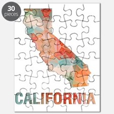 Cute California Puzzle