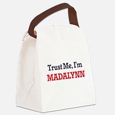 Trust Me, I'm Madalynn Canvas Lunch Bag