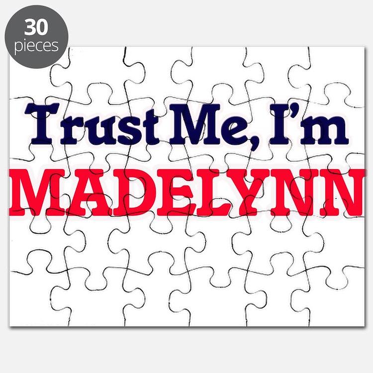 Trust Me, I'm Madelynn Puzzle