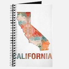 Mosaic Map CALIFORNIA Journal