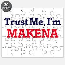Trust Me, I'm Makena Puzzle