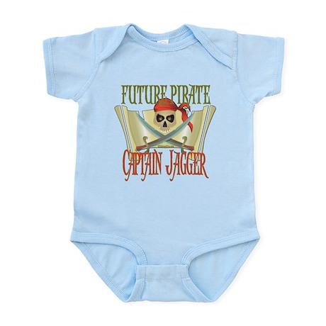 Captain Jagger Infant Bodysuit