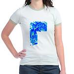 Alice & Cheshire #1 Jr. Ringer T-Shirt