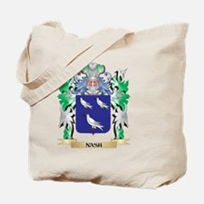 Nash Coat of Arms - Family Crest Tote Bag