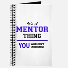 It's MENTOR thing, you wouldn't understand Journal