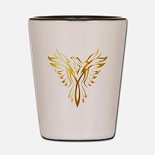 Cool Phoenix Shot Glass