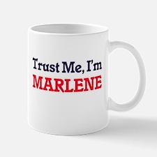Trust Me, I'm Marlene Mugs