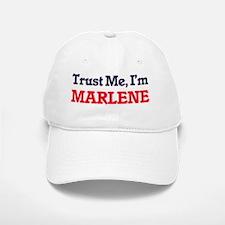 Trust Me, I'm Marlene Baseball Baseball Cap