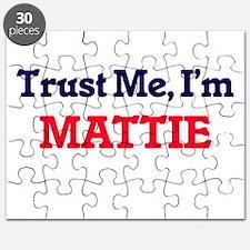 Trust Me, I'm Mattie Puzzle
