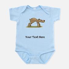 Bear Tiptoeing (Custom) Body Suit