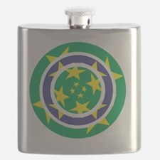 Cute Women%27s scoop neck Flask