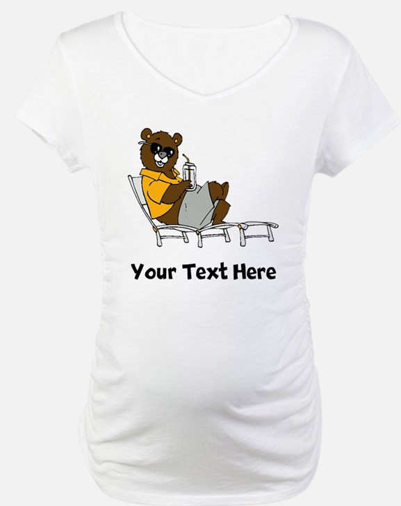 Bear Lounging (Custom) Shirt