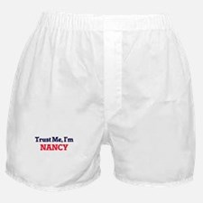 Trust Me, I'm Nancy Boxer Shorts