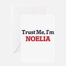 Trust Me, I'm Noelia Greeting Cards