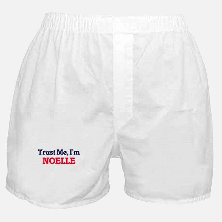 Trust Me, I'm Noelle Boxer Shorts