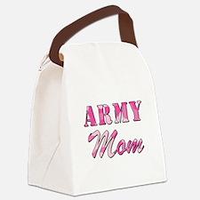 ARMY MOM Canvas Lunch Bag