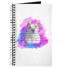 Chief - purple Journal