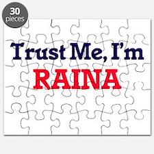 Trust Me, I'm Raina Puzzle