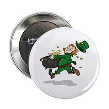 Skuzzo Leprechaun Button