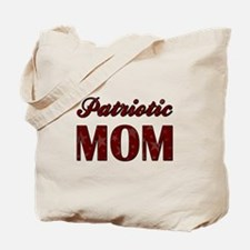 PATRIOTIC MOM Tote Bag