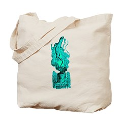 Flying Bill Tote Bag