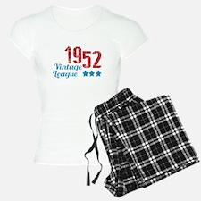 1952 Vintage League Pajamas