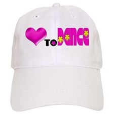 Love to Dance Baseball Cap