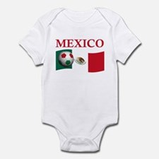 TEAM MEXICO WORLD CUP Infant Bodysuit