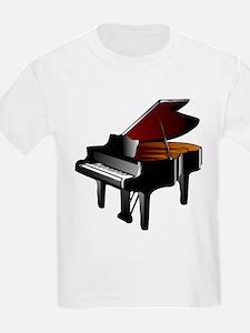 Unique Grand piano T-Shirt