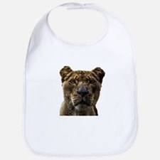 Female Lion look Bib