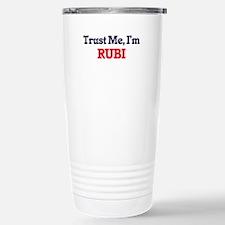Trust Me, I'm Rubi Travel Mug