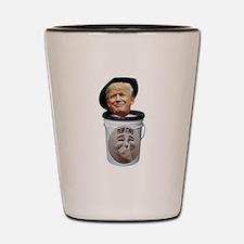 Unique Impeachment president obama Shot Glass