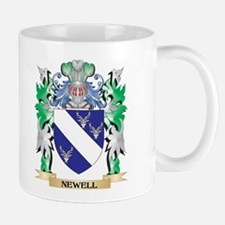 Newell Coat of Arms - Family Crest Mugs