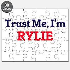 Trust Me, I'm Rylie Puzzle