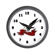 American Eagle Wall Clock