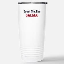 Trust Me, I'm Salma Travel Mug