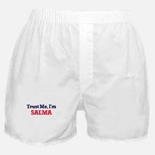 Trust Me, I'm Salma Boxer Shorts