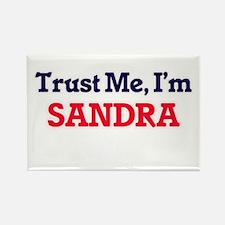 Trust Me, I'm Sandra Magnets