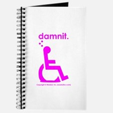 damnit.wheelchair Journal