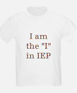 I in IEP T-Shirt