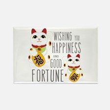 Wishing Happiness Magnets