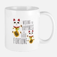Wishing Happiness Mugs