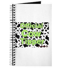 Official Cow Tipper Journal