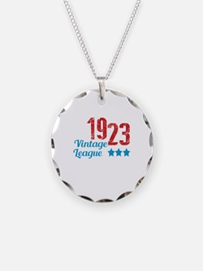 1923 Vintage League Necklace